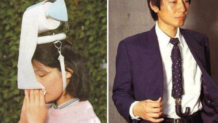10 nejujetějších japonských vynálezů! Tohle si rozhodně musíte pořídit