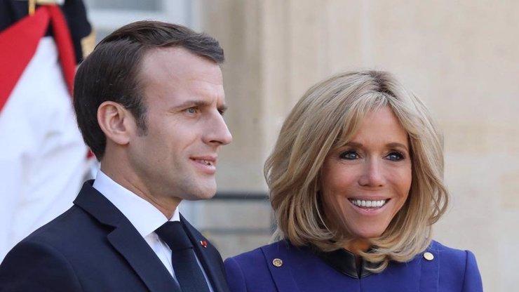 Macronova manželka nebude mít klid: Další politik prohlásil, že je opravdu škaredá