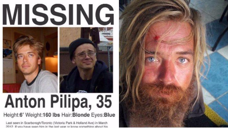 Muž zmizel před 5 lety a slehla se po něm zem. Našli ho na jiném kontinentě a bosý se chystal do džungle. Co se stalo?
