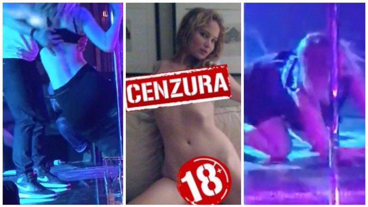 Tohle Jennifer Lawrence hodně PŘEHNALA: Namol OPILÁ se válela po zemi ve strip baru!