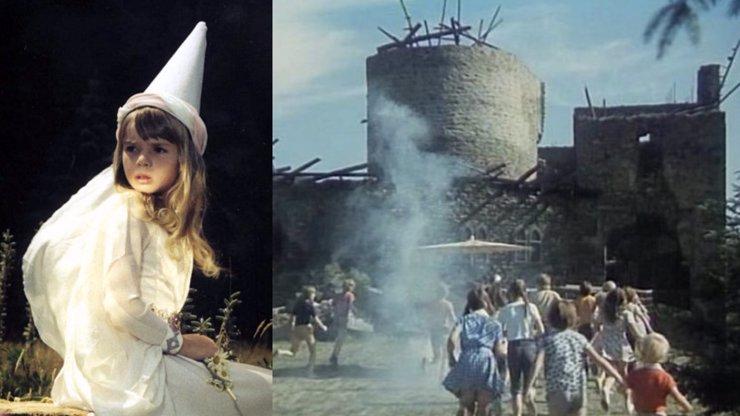 Smutná historie hradu Brtník z filmu Ať žijí duchové! Do luxusní stavby udeřil blesk, ruinovaly ji i války