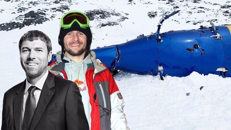5 otazníků kolem smrti Petra Kellnera: Havárii vrtulníku obestírá série podivností