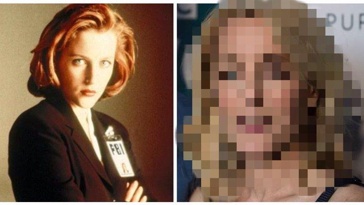Neuvěříte, jak vypadá na prahu padesátky agentka Scullyová z kultovního seriálu Akta X!