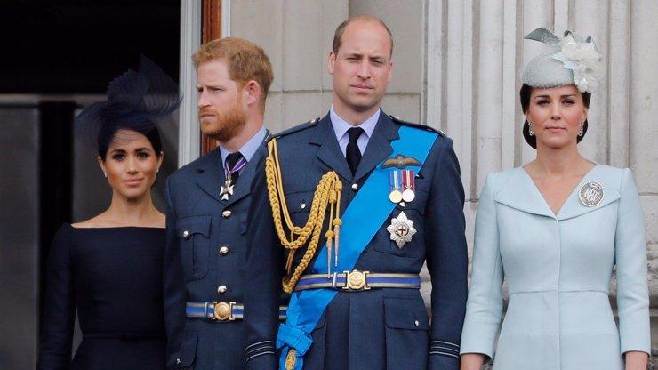 Princ William zuří: Chování Harryho a Meghan je přes čáru