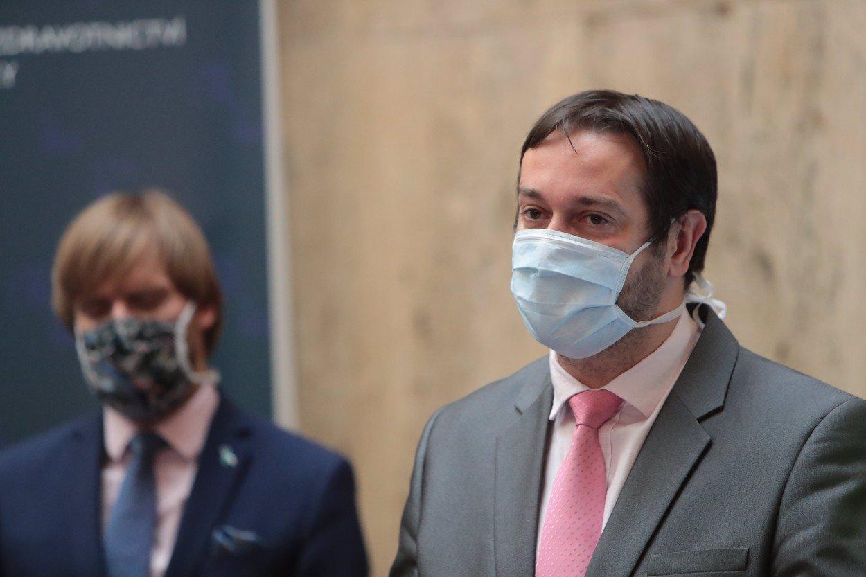 Epidemiolog Rastislav Maďar končí v expertní skupině: Zabalil to na vlastní žádost
