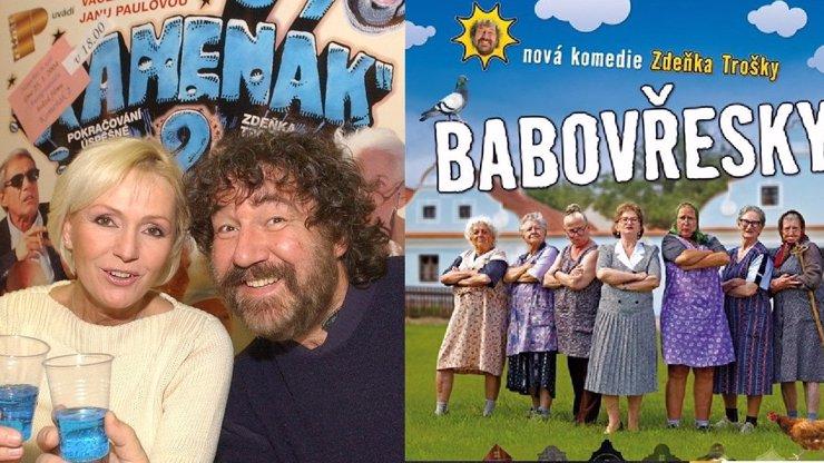Soudný den je tady: Zítra začíná natáčení Babovřesk 2 i Kameňáku 4! Co zatím uniklo ze scénářů?