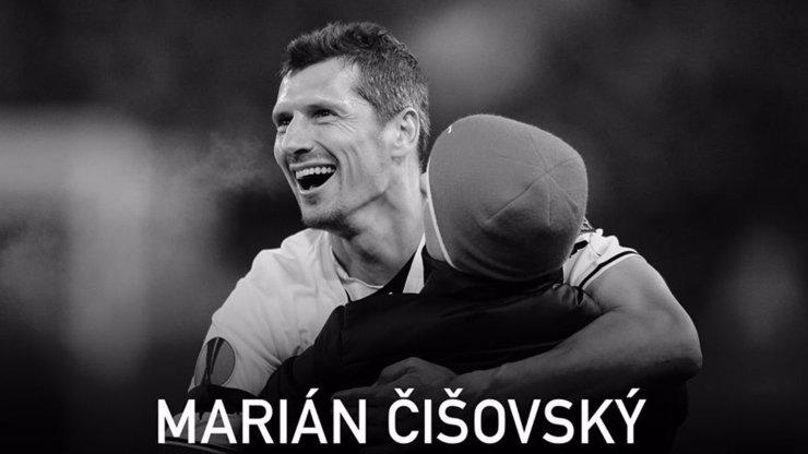 Fotbalista Marián Čišovský zemřel ve věku 40 let. Podlehl stejné nemoci, jako měl Gross