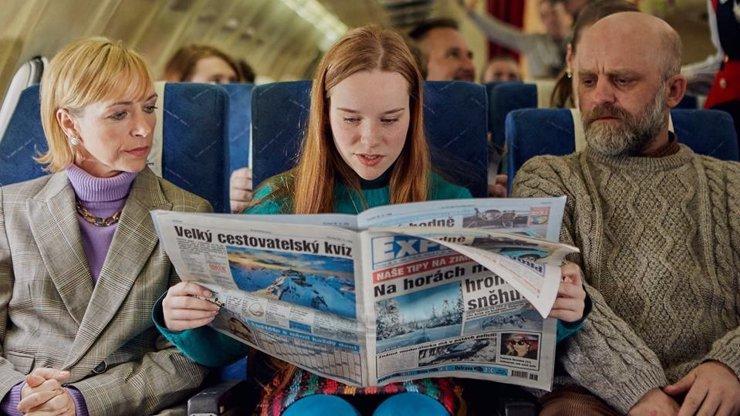 Yvona Stolařová z Poslední aristokratky: Představitelka Marie má co nabídnout