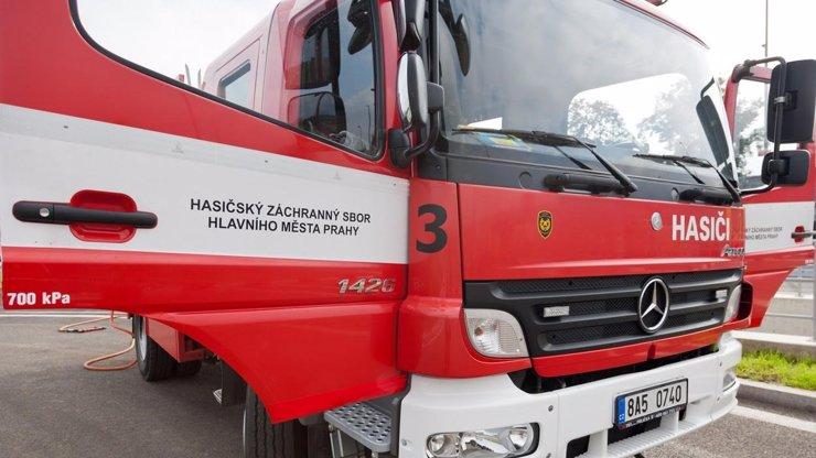 Pražským výstavištěm otřásl mohutný výbuch! Evakuují se stovky lidí a na místě jsou zranění