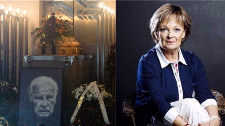 Co se dělo po pohřbu Luďka Munzara: Rodina spěchala za zdrcenou Janou Hlaváčovou