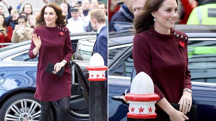 Královský porod klepe na dveře: Kate Middleton přivede děťátko na svět každou chvíli!