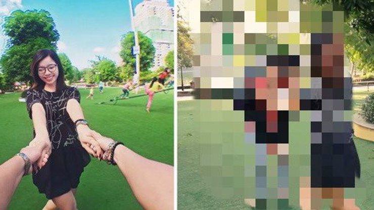 Jsou opravdu fotky na Instagramu a Facebooku tak dokonalé? Nebo je to velký podvod?