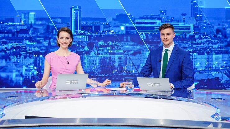 Gábina Lašková se vrací na obrazovky: Ve zprávách vytvoří duo s fešným sportovcem