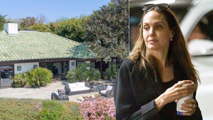 Takhle přepychově si žila Angelina Jolie s dětmi: Rozlehlé sídlo je teď na prodej za 400 milionů