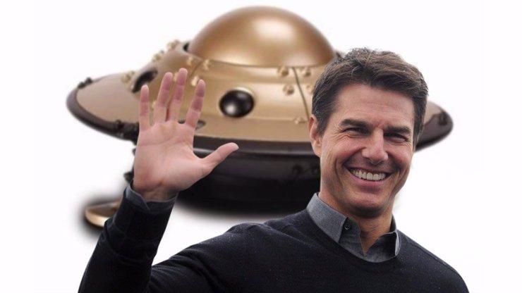 Sektář Tom Cruise poletí do vesmíru, víme, kolik ho to bude stát!