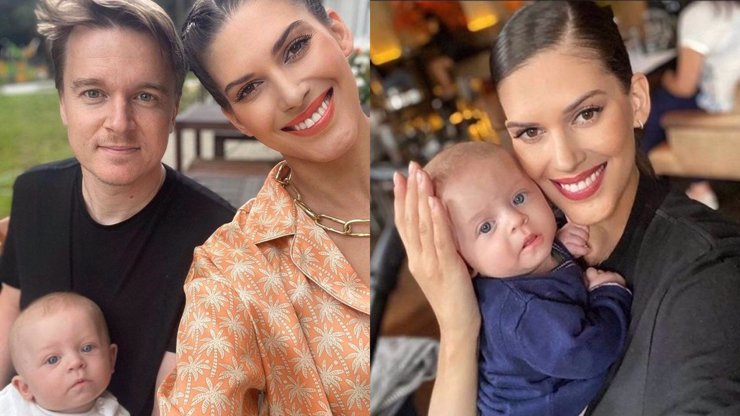 Aneta Vignerová se pochlubila rodinnou fotkou: Malý Jiří je tatínkova kopie, píší fanoušci