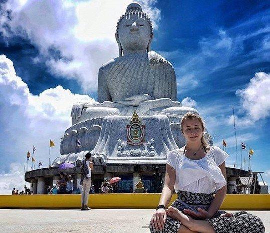 Anna Slováčková si podmaňuje Thajsko v SEXY BIKINÁCH! Objeví se ještě ve Tváři?!