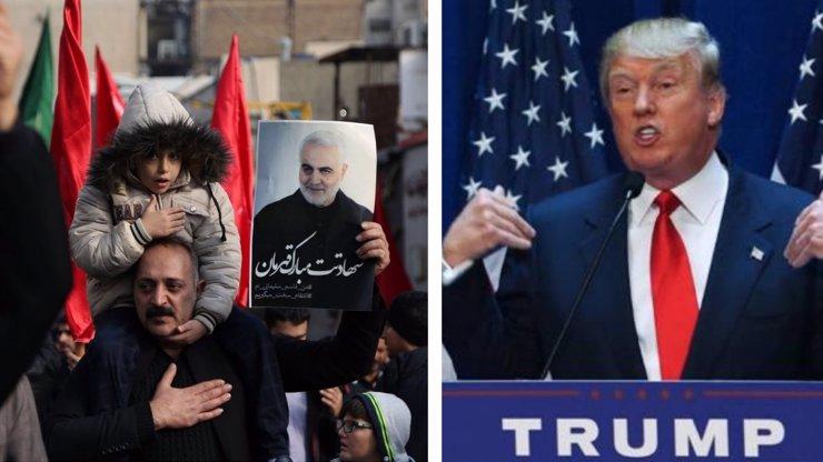 Třetí světová na spadnutí? Irácký parlament vyzval k odchodu vojska USA