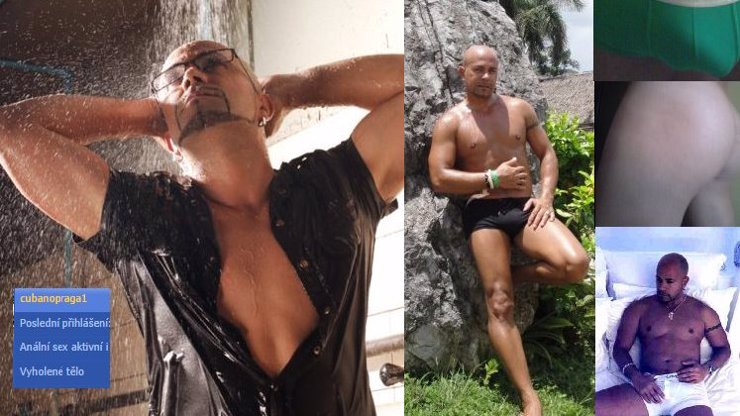 Útok na Laffitu: Někdo se za něj asi vydává na gay seznamce plné oplzlostí a erekce pod spodním prádlem!