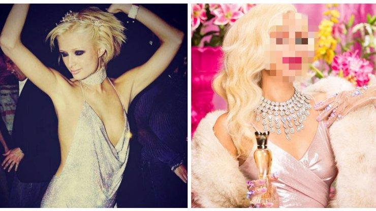 Paris Hilton má už to nejlepší za sebou: Nafotila rádoby Barbie fotky, na kterých vypadá jako čtyřicítka!