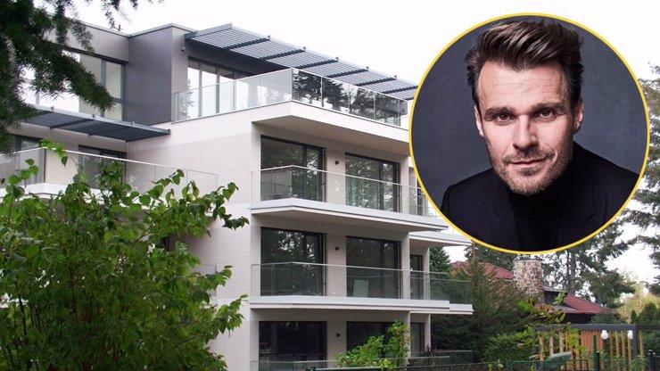 EXKLUZIVNĚ! Závratná investice Leoše Mareše: Koupil luxusní byt za 39 milionů, má velikost menšího hangáru