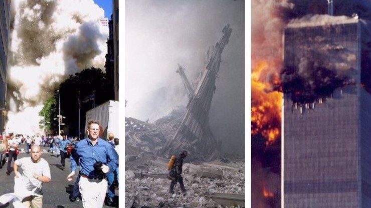Uplynulo 15 let od útoku na Dvojčata: Připomeňme si nejsilnější fotky!