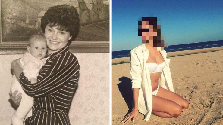 Poznáte popovou zpěvačku na obrázku z rodinného alba? Svůj Facebook zaplavuje sexy fotkami!