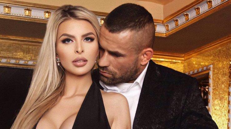 Velkolepá svatba roku nebude! Karlos Vémola s Lelou Ceterovou ji kvůli problémům museli přesunout