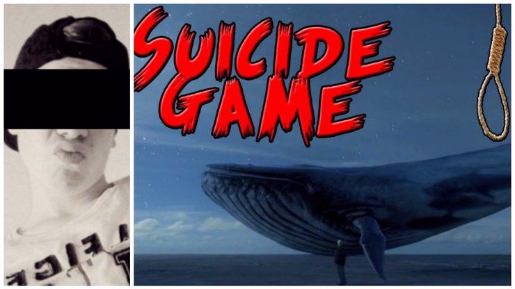 Kvůli MODRÉ VELRYBĚ umírají stovky teenagerů! Děsivá hra se dostala už na Slovensko a zabila Denise (†16)!
