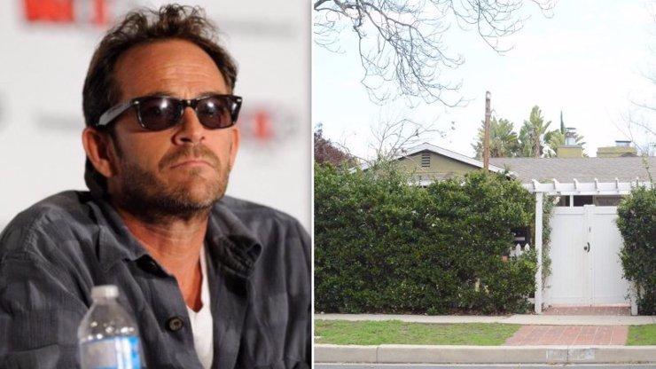 Dům, ve kterém začala smrt Dylana (†52) z Beverly Hills 90210: Sídlo beznaděje a utrpení!
