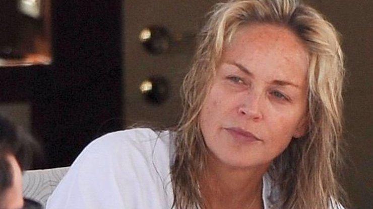 Sharon Stone vyhodili ze seznamky. Nevěřili, že je to opravdu slavná herečka