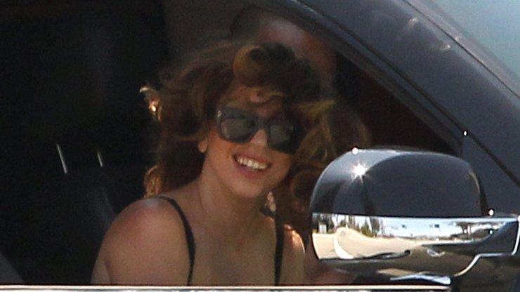 Lady Gaga hráblo: Cestou do studia jí mimozemšťani vysáli mozek! Kdy ji Macura odveze do Itálie?