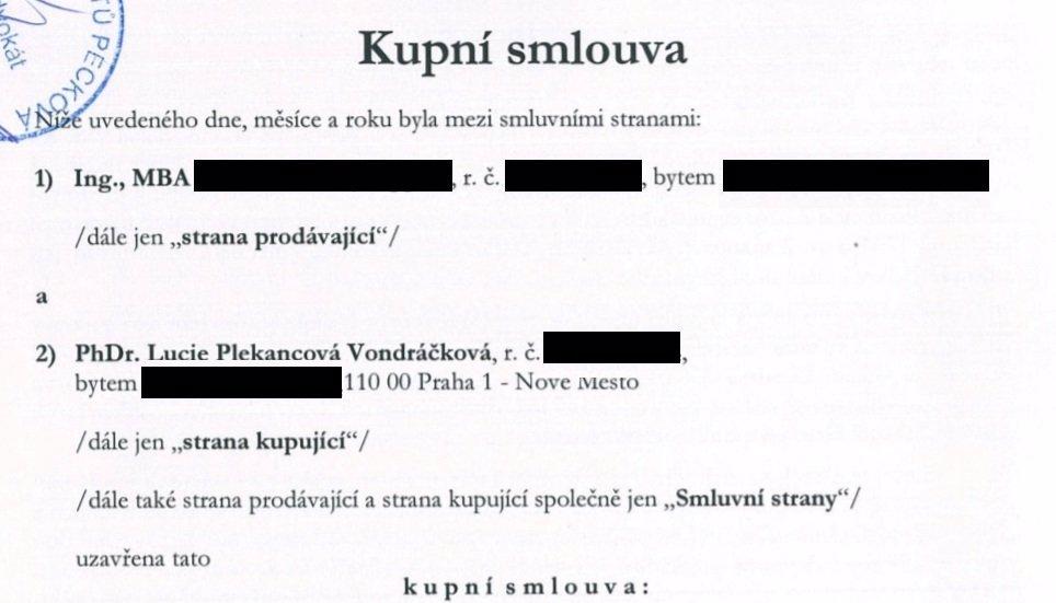 Lucie Vondráčková utrácí miliony: Koupila si drahý sklep v centru Prahy