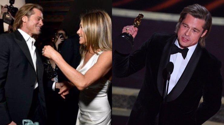 Šťastné období Brada Pitta: Vrátila se mu dávná láska, pak získal prvního Oscara