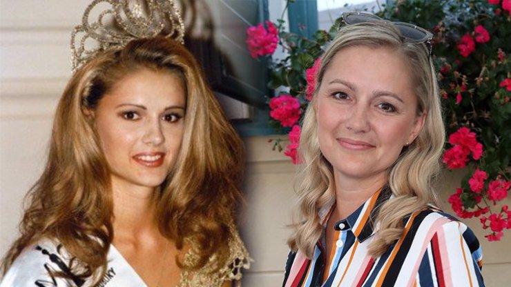 Miss ČR 1995 Monika Žídková slaví 44: Málo se ví, že stála za láskou Karla Gotta a Ivany