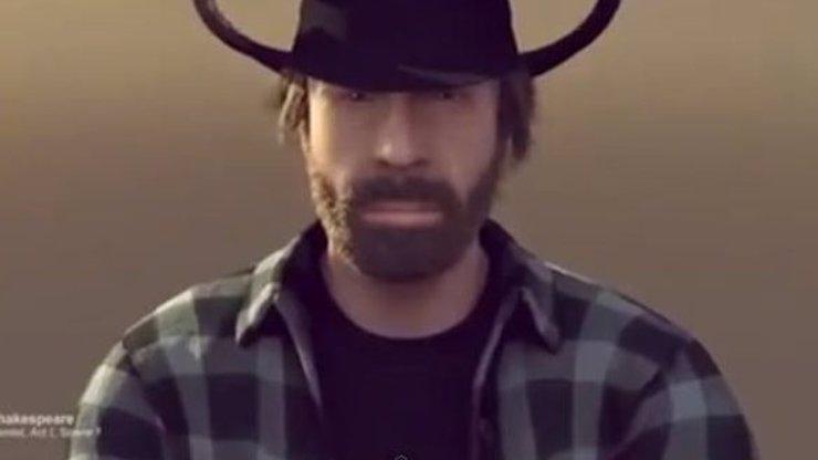 Kam se hrabe Jean-Claude Van Damme v reklamě na kamiony, teď přichází Chuck Norris a dokáže mnohem přísnější kousky!