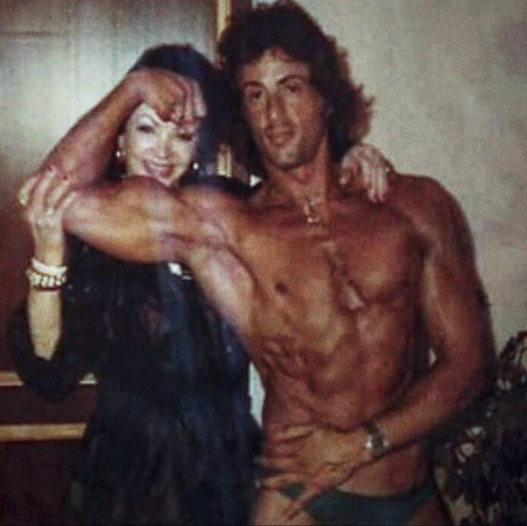 Sylvester Stallone v slzách: Rockymu zemřela milovaná maminka Jackie, slavným věštila budoucnost