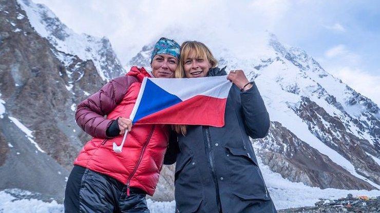 Příběh o nezdolné touze: Film dokumentuje výstup Češky na obávanou horu K2