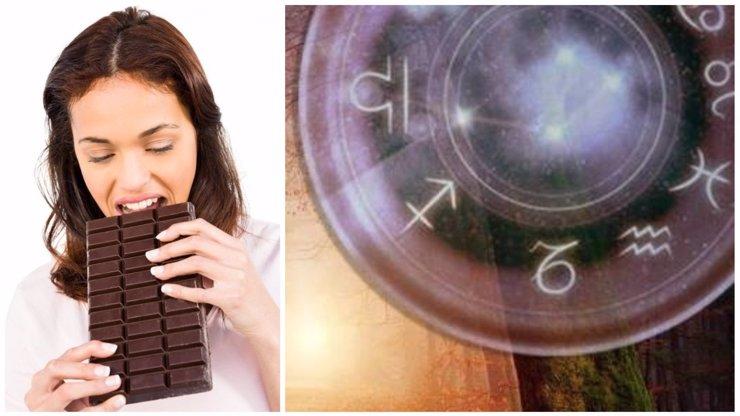 NEŘESTI podle znamení: Býk si kouše nehty, Štír spořádá kila čokolády