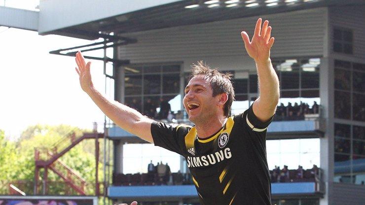 21 let a konec! Frank Lampard pověsil kopačky na hřebík