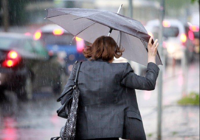 Tento týden nás čekají deště a přeháňky.