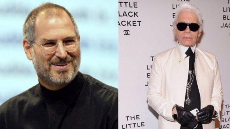 Nemoc osudná géniům: Steve Jobs by oslavil narozeniny, stejně jako Lagerfelda ho zabila rakovina slinivky