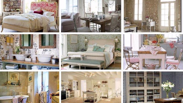 Domov vonící po levandulích: Zařiďte si dům nebo byt v provensálském stylu! 19 fotek pro vaši inspiraci!