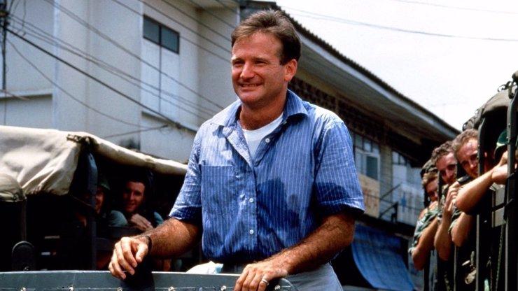 Noční šok pro filmový svět: Oblíbený a slavný herec Robin Williams spáchal sebevraždu