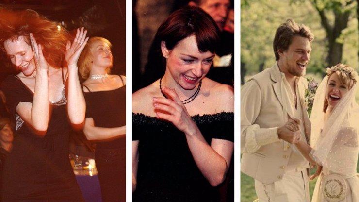 Nejlepší kamarádka Ani Geislerové slaví: Tatiana Dyková od bouřlivého mládí až po vzornou ženu