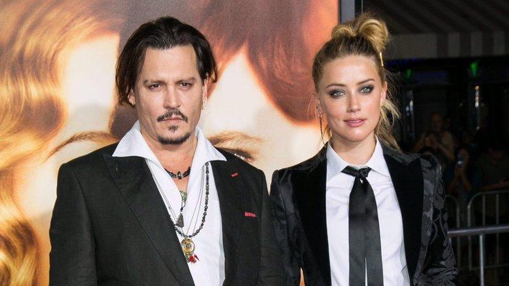 Johnny Depp a Amber Heard znovu u soudu: Padlo drsné obvinění o týrání psa