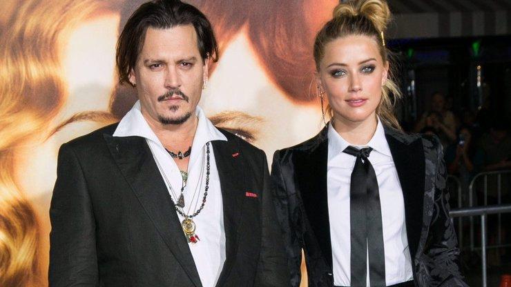 Kariéra Johnnyho Deppa je v troskách: Kvůli mlácení bývalky přišel o velkou roli