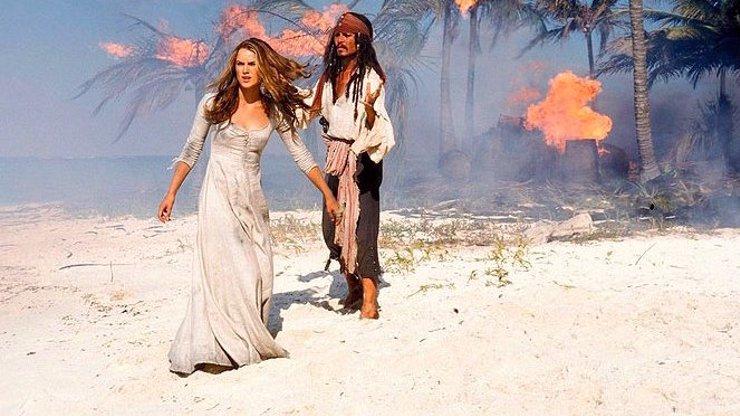 Zajímavosti o filmu Piráti z Karibiku: Prokletí Černé perly. Hlavní role mohl hrát někdo úplně jiný