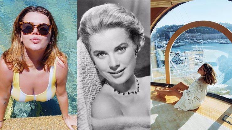Vnučka Grace Kelly si žije v pohádce: Hvězdná babička vyšlapala Camille cestičku ze zlata