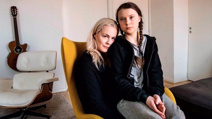 Greta Thunberg se obklopuje luxusem: Sedí v křesle za statisíce, druhé je z pravé kůže